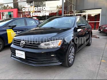 Volkswagen Jetta Trendline usado (2015) color Negro precio $170,000
