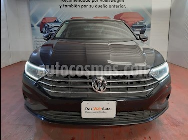Volkswagen Jetta Highline Tiptronic usado (2019) color Negro precio $370,000