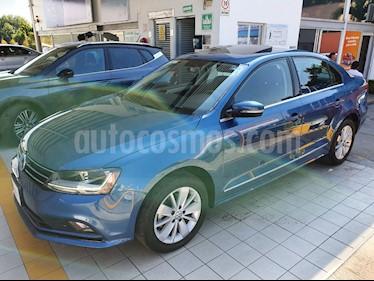 Volkswagen Jetta Comfortline Tiptronic usado (2018) color Azul precio $259,900