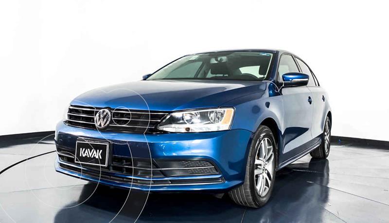 Foto Volkswagen Jetta Trendline Tiptronic usado (2016) color Azul precio $204,999