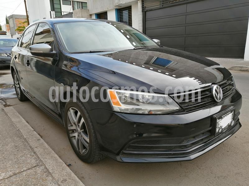Volkswagen Jetta Live usado (2016) color Negro precio $172,500