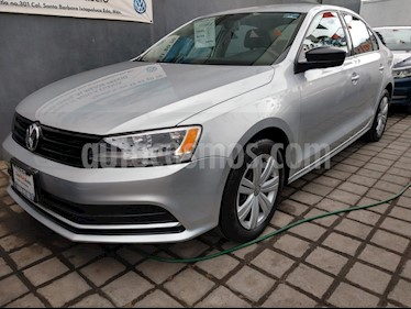 Volkswagen Jetta 2.0 Tiptronic usado (2016) color Plata Reflex precio $190,000