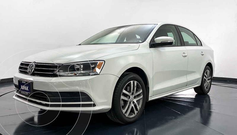 Volkswagen Jetta Trendline usado (2016) color Blanco precio $187,999