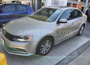 Volkswagen Jetta Comfortline Tiptronic usado (2015) color Plata Lunar precio $204,900