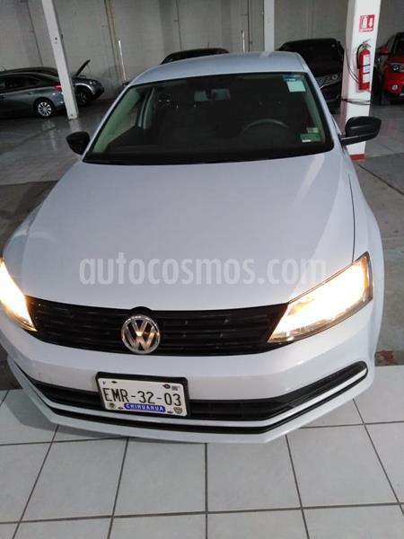 Volkswagen Jetta 2.0 Tiptronic usado (2017) color Gris precio $195,000