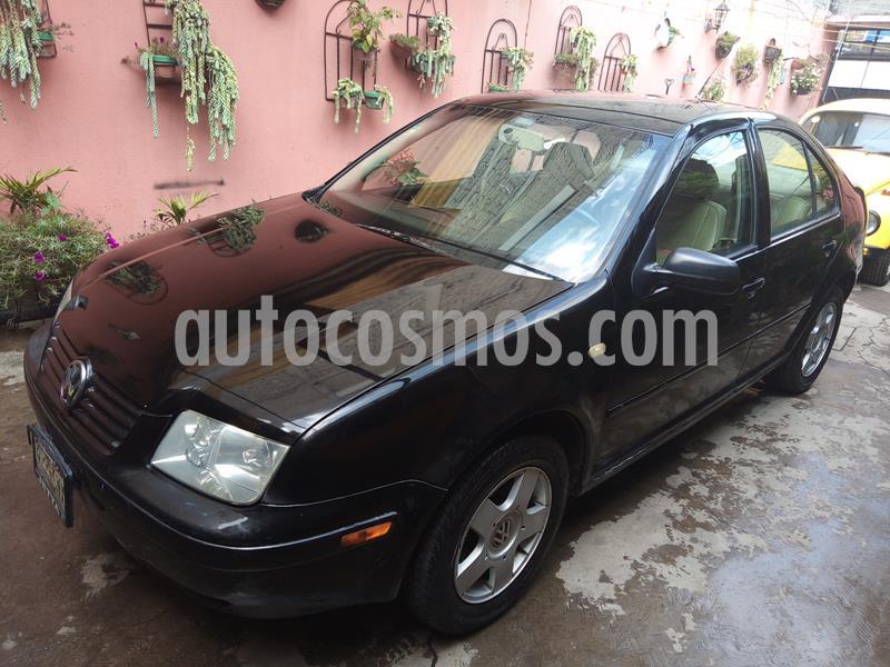 Volkswagen Jetta 2.0 usado (2000) color Negro Onix precio $42,000