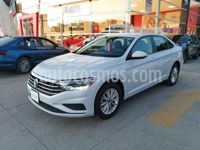 Volkswagen Jetta Comfortline Tiptronic usado (2019) color Blanco precio $303,772