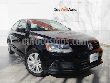 Volkswagen Jetta 2.0 usado (2018) color Negro Onix precio $219,000