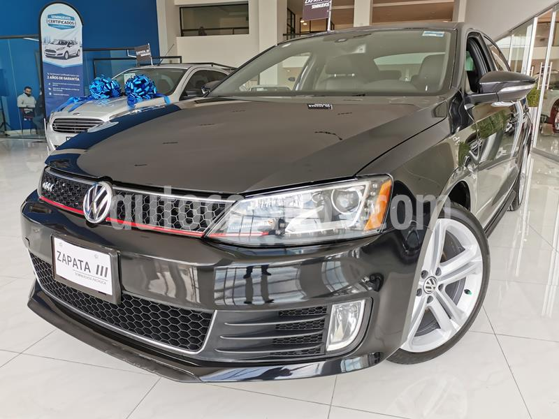 Volkswagen Jetta GLi Aut usado (2015) color Negro precio $274,000