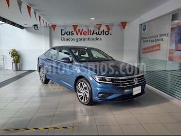 Volkswagen Jetta Highline usado (2019) color Azul Electrico precio $390,000