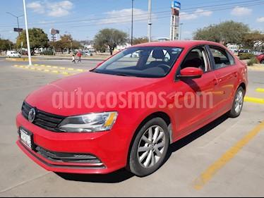 Volkswagen Jetta Jetta Tiptronic usado (2015) color Rojo precio $160,000