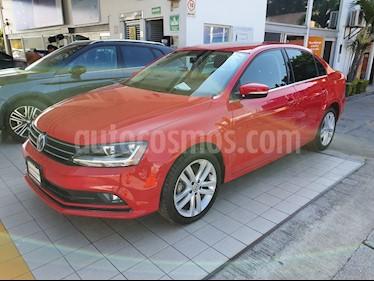 Volkswagen Jetta Sportline Tiptronic usado (2018) color Rojo Tornado precio $284,900