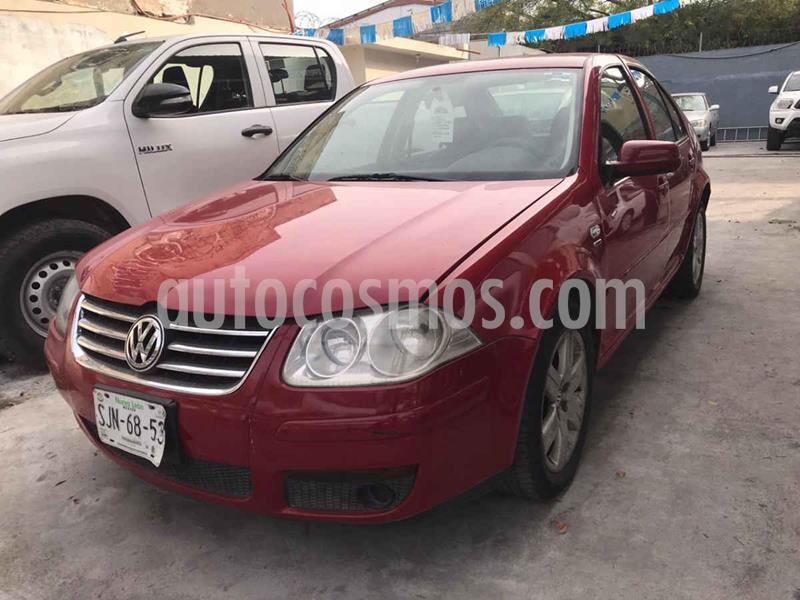 Volkswagen Jetta GL usado (2011) color Rojo precio $105,000