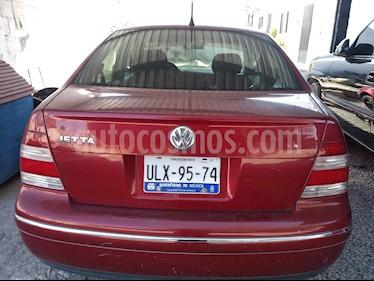 Volkswagen Jetta Comfortline 2.0 usado (2006) color Rojo precio $70,000