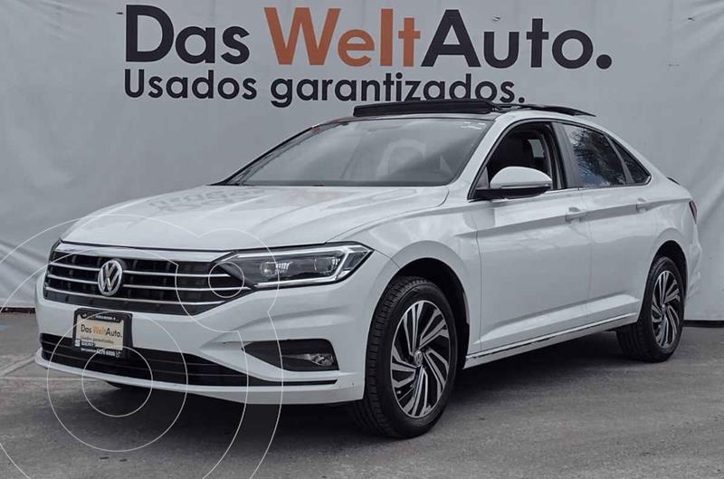 Foto Volkswagen Jetta Highline Tiptronic usado (2020) color Blanco precio $448,000