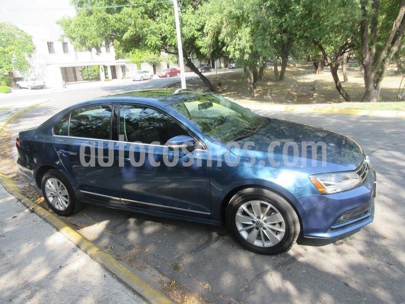 Volkswagen Jetta Trendline Tiptronic usado (2017) color Azul precio $230,000