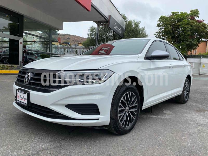 Volkswagen Jetta Wolfsburg Edition usado (2020) color Blanco precio $327,000