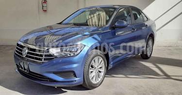 Volkswagen Jetta Comfortline Tiptronic usado (2019) color Azul precio $268,900