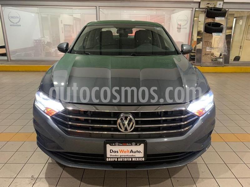 Volkswagen Jetta Comfortline Tiptronic usado (2019) color Gris Platino precio $334,900