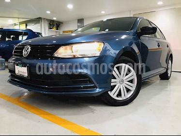 Volkswagen Jetta 2.0 Tiptronic usado (2017) color Azul precio $191,000