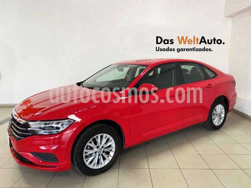 Volkswagen Jetta Comfortline Tiptronic usado (2019) color Rojo precio $299,458