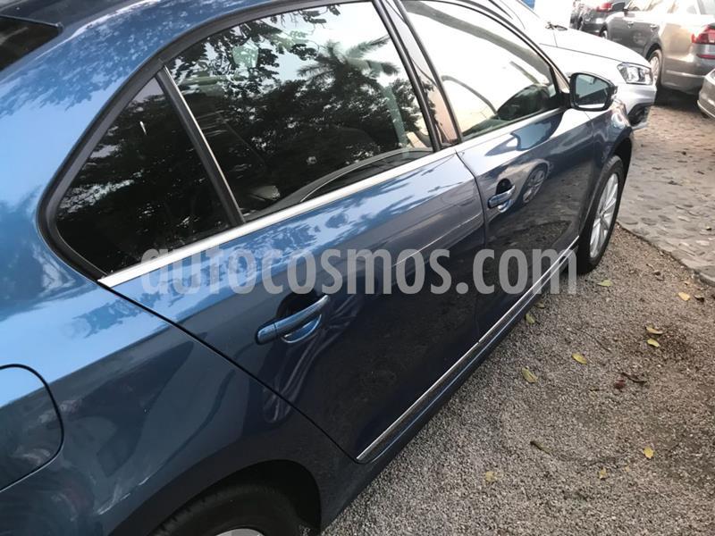 Volkswagen Jetta Comfortline usado (2017) color Azul precio $197,000