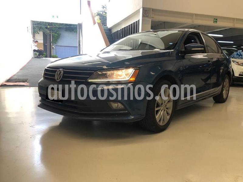 Volkswagen Jetta Trendline Tiptronic usado (2017) color Azul precio $219,100