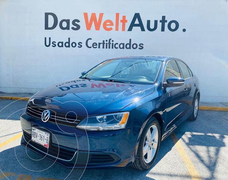 Foto Volkswagen Jetta STYLE BOLSA usado (2013) color Azul Tormenta precio $175,000