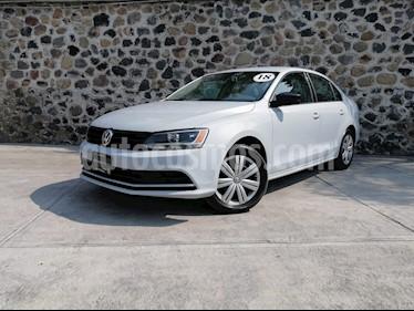 Volkswagen Jetta 2.0 Tiptronic usado (2018) color Blanco precio $235,000