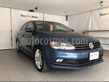 Volkswagen Jetta 4p Sportline L5/2.5 Aut usado (2018) color Azul precio $280,000