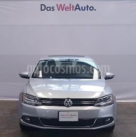 Volkswagen Jetta TDi DSG usado (2014) color Plata Reflex precio $199,000