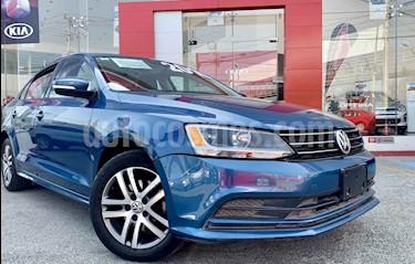 Volkswagen Jetta Trendline Tiptronic usado (2015) color Azul precio $184,000