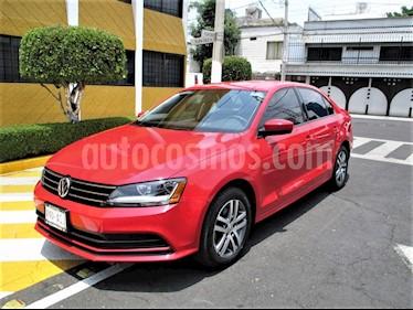 Volkswagen Jetta Trendline 2.0 Aut usado (2018) color Rojo Spice precio $219,900