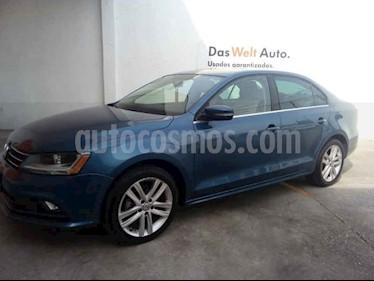 Volkswagen Jetta 4p Sportline L5/2.5 Aut usado (2018) color Azul precio $285,000