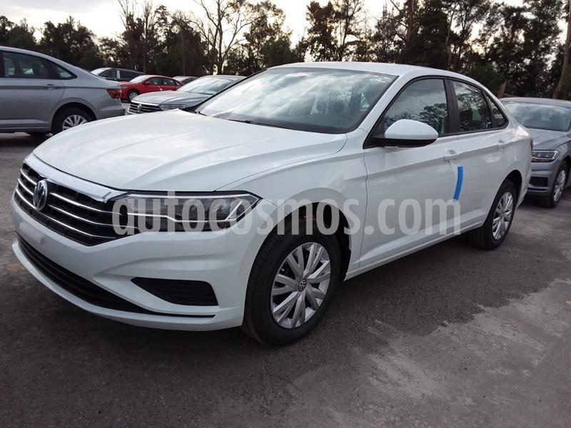 Volkswagen Jetta Trendline usado (2020) color Blanco precio $339,000