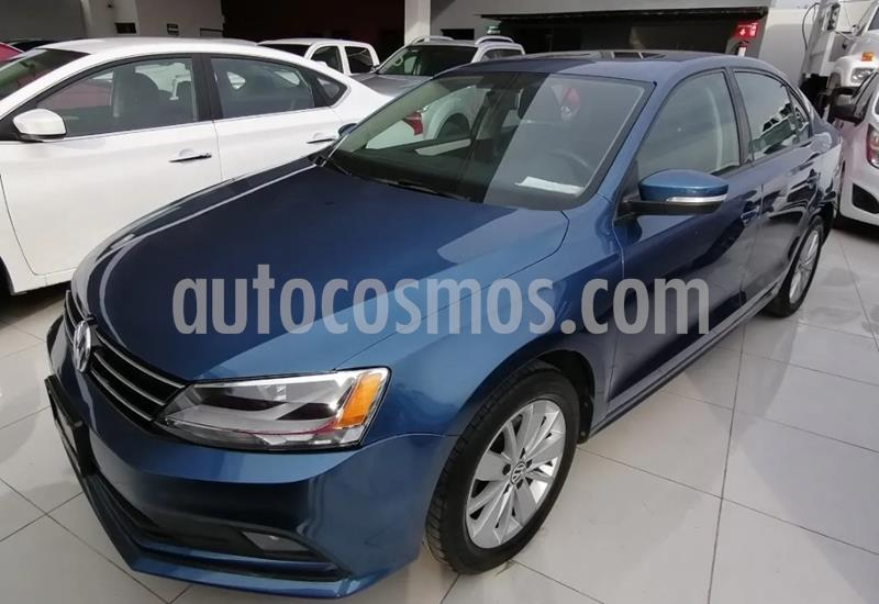Volkswagen Jetta Sportline 1.8 T Tiptronic usado (2015) color Azul Metalizado precio $199,999