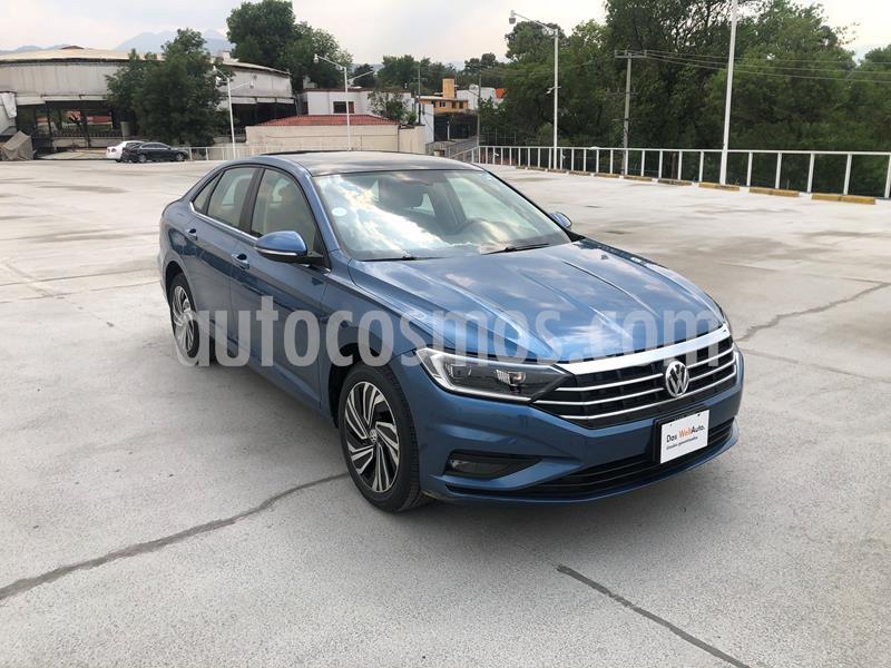 Volkswagen Jetta Highline Tiptronic usado (2019) color Azul precio $355,000