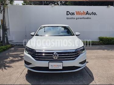 Volkswagen Jetta Trendline usado (2019) color Blanco precio $304,900