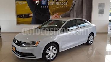 Volkswagen Jetta 2.0 Tiptronic usado (2018) color Blanco precio $195,900