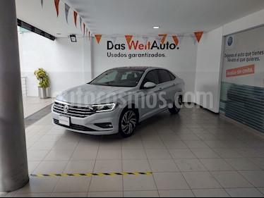 Volkswagen Jetta Highline Tiptronic usado (2019) color Blanco precio $375,000