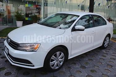 Volkswagen Jetta COMFORTLINE L5/2.5 AUT usado (2016) color Blanco precio $219,000