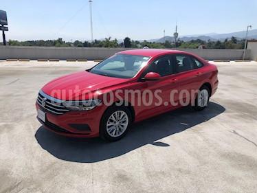 Volkswagen Jetta Comfortline Tiptronic usado (2019) color Rojo Tornado precio $310,001