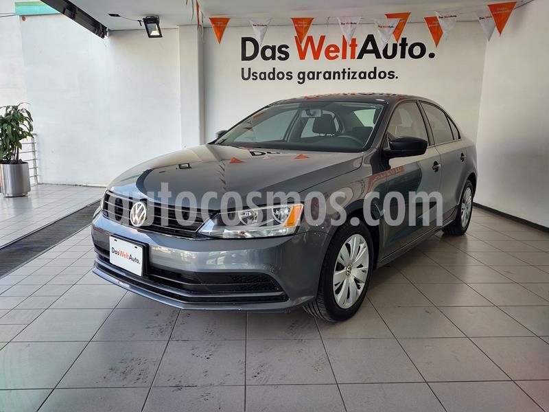 Foto Volkswagen Jetta 2.0 usado (2018) color Gris Platino precio $229,000