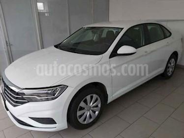 Volkswagen Jetta Trendline Tiptronic usado (2019) color Blanco precio $284,000