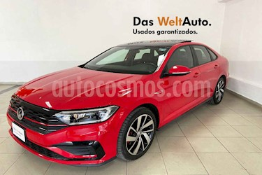 Volkswagen Jetta GLI DSG usado (2019) color Rojo precio $464,995