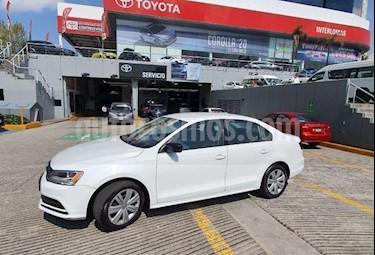 Volkswagen Jetta 2.0 Tiptronic usado (2016) color Blanco precio $167,000