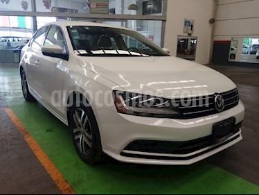 Volkswagen Jetta Trendline usado (2017) color Blanco precio $239,000