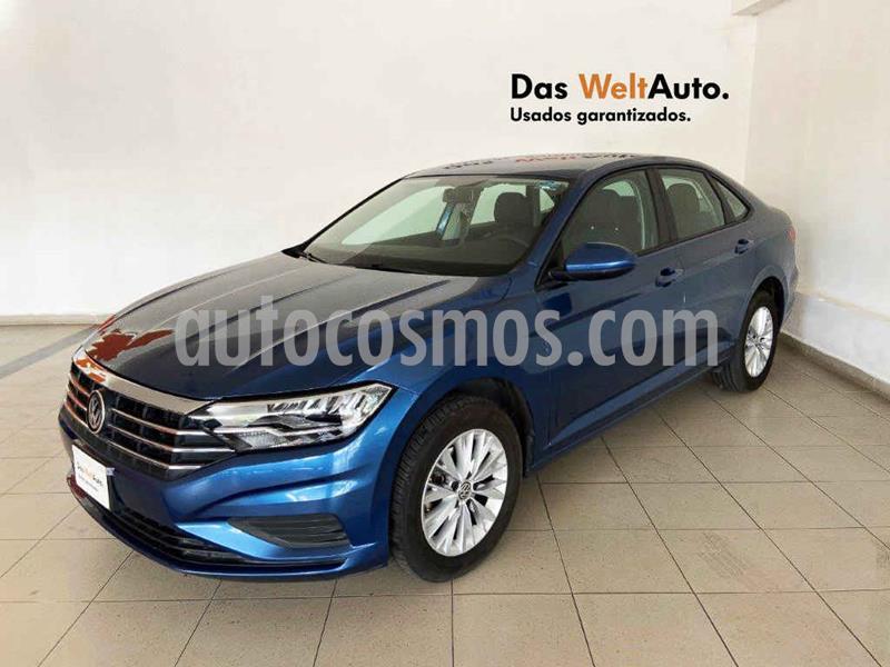 Foto Volkswagen Jetta Comfortline usado (2019) color Azul precio $285,522