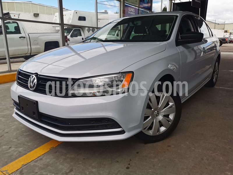 Foto Volkswagen Jetta Trendline usado (2017) color Blanco precio $245,000