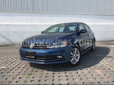 Volkswagen Jetta 4p Comfortline L5/2.5 Man usado (2017) color Azul precio $237,000